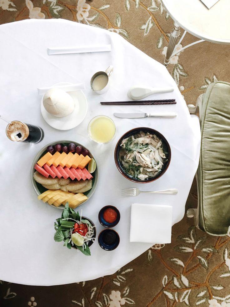 Park Hyatt Saigon- amazing Vietnamese breakfast at this five star hotel in Ho Chi Minh City, Vietnam