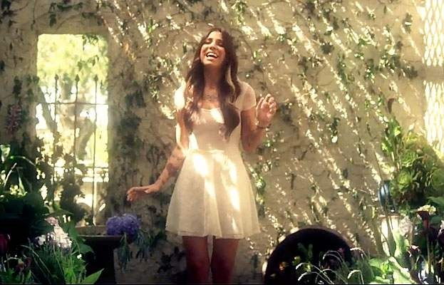Christina Perri Premieres New Music Video for you mean