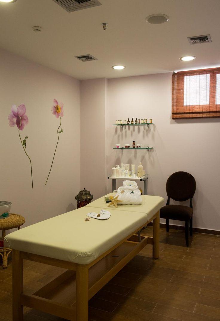 Massage room, Odyssey hotel spa, Agia Efimia, Kefalonia