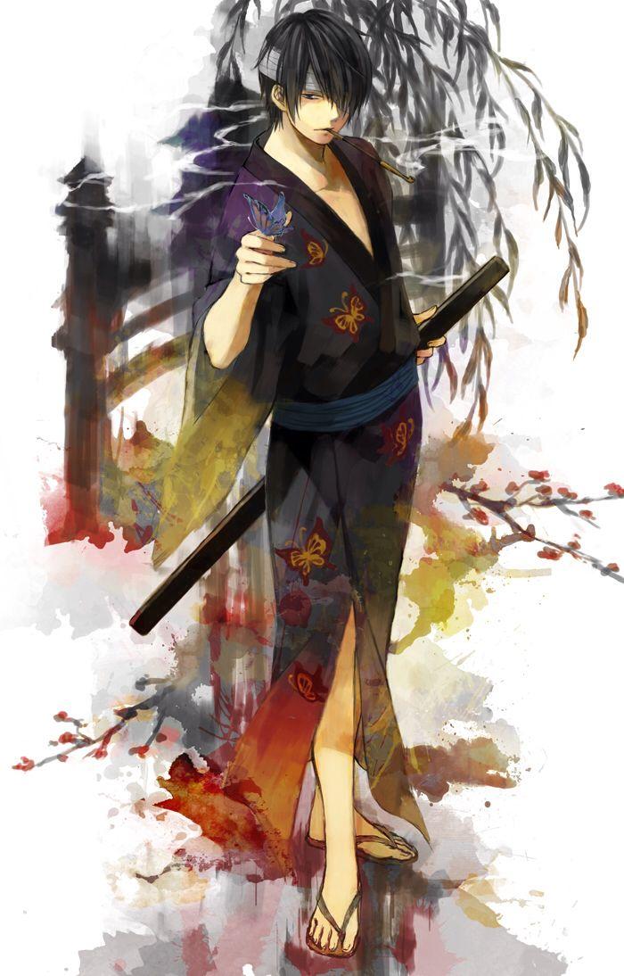 Takasugi All things gintama