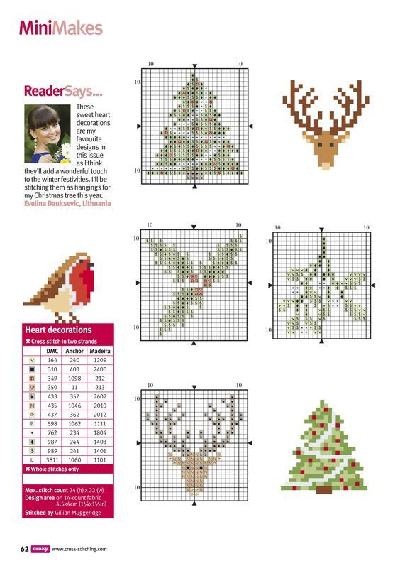 Xmas - Trees - Deers - Animals
