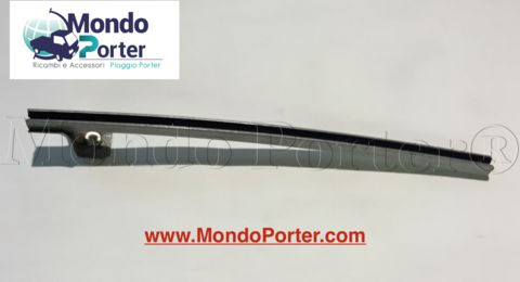 Guarnizione - Staffa alzacristallo dx  Piaggio Porter - Mondo Porter