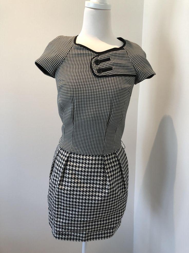 "90's Vintage Cue Dress, Preppy,""Clueless"" Dress"