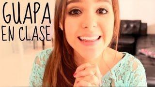 maquillaje para la escuela - YouTube