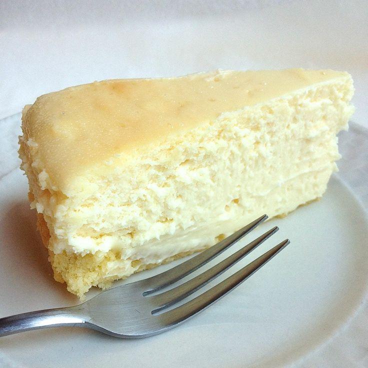 Spongecake Cheesecake