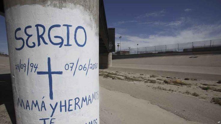 la morte del 15enne messicano Sergio Hernandez, ucciso da un agente di frontiera USA, approda alla Corte Suprema La Corte Suprema USA ha inaugurato le udienze su un caso, relativo all'assassinio di un giovane cittadino messicano disarmato per mano di un agente dell'immigrazione americana, che potrebbe avere imp #usa #messico #cortesuprema #trump