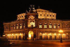 Semperoper, Dresden, Oper, Opernhaus