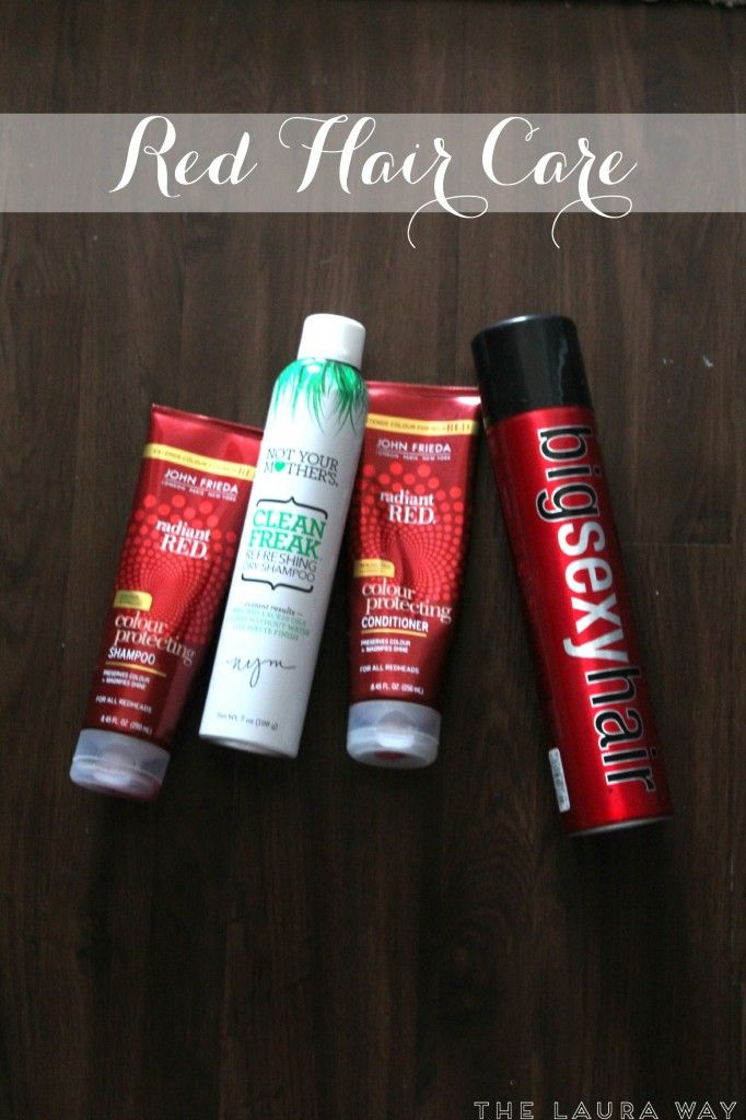 Want to try red hair but you're afraid of losing it too quickly? Here's some tips and tricks to fight the fade!