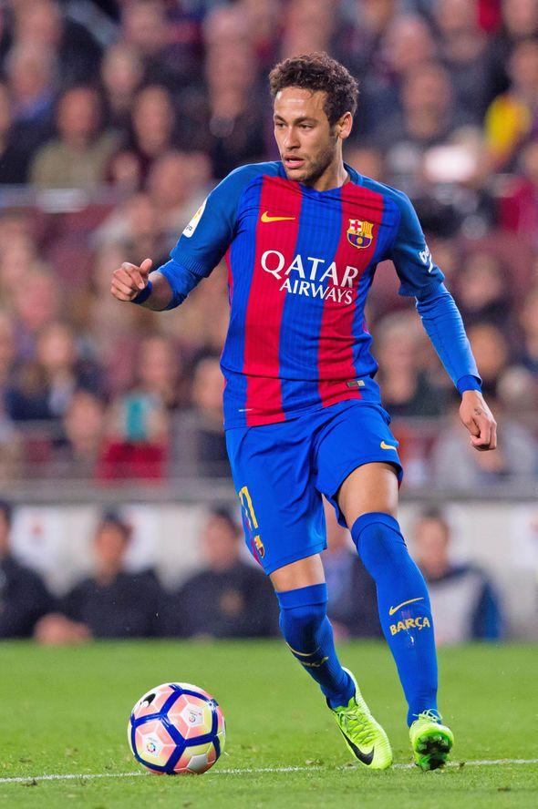 football manager barcelonas neymar - 590×888