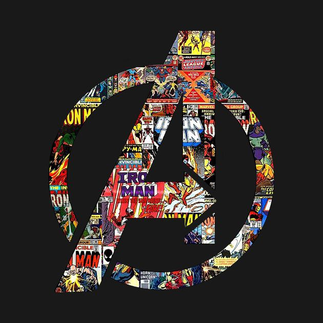 Check out this awesome 'Avengers+logo%21' …