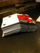 skrive kort