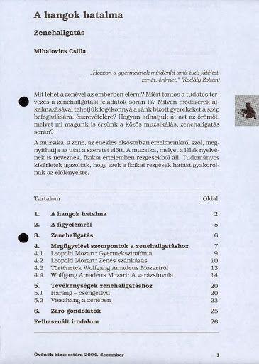 C3-9 A hangok hatalma - Angela Lakatos - Picasa Webalbumok