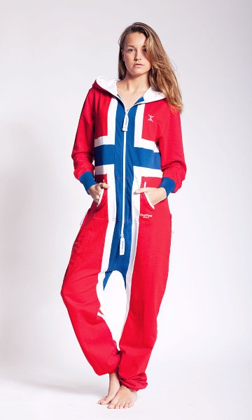 OnePiece® Norway Flag