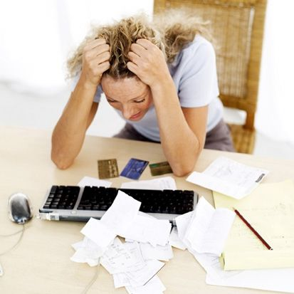 Credit report errors can be a nightmare to fix. (Getty Images stock)