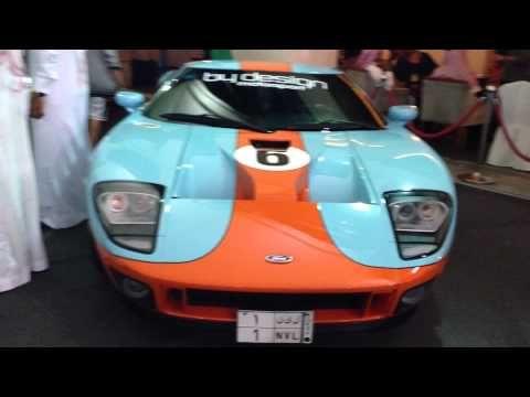 Cars and coffee w Al-Khobar - Arabia Saudyjska oczami Polaka - YouTube