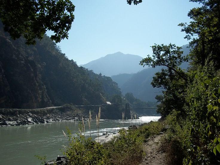 Beach Hideout Marine Drive Rishikesh - Beach Camping at Rishikesh - River Rafting in Rishikesh http://www.raftingatrishikesh.in/
