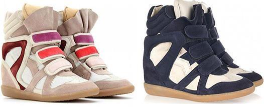 Купить высокие кроссовки в интернете