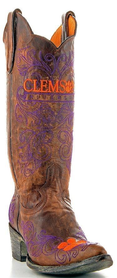 Womens Gameday Boots Clemson...love!