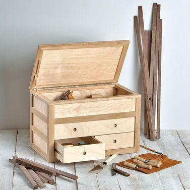 Ящик для инструментов своими руками: фото, видео инструкция