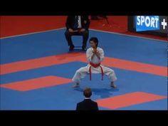 Kata SEIENCHIN by Rika Usami - 21st WKF World Karate Championships