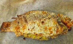 Приготовление рыбы по эвенкийским рецептам, жаркое из налима, карась…