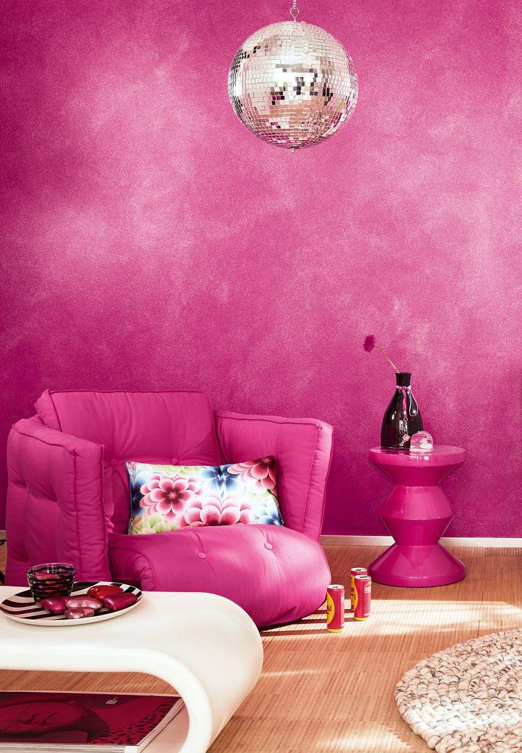 27 besten Farbe Bilder auf Pinterest Bauhaus, Schöner wohnen - farbe mauve einrichtung ideen trendfarbe