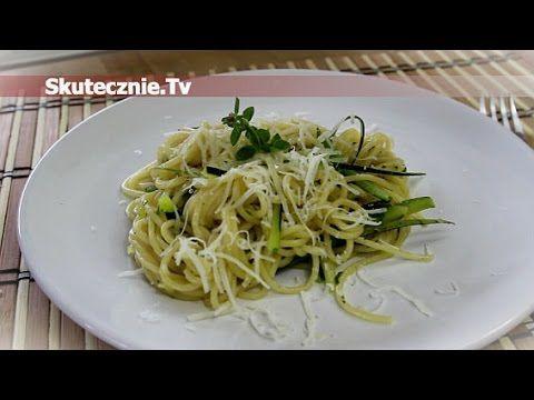Spaghetti z cukinią i parmezanem :: Skutecznie.Tv [HD]
