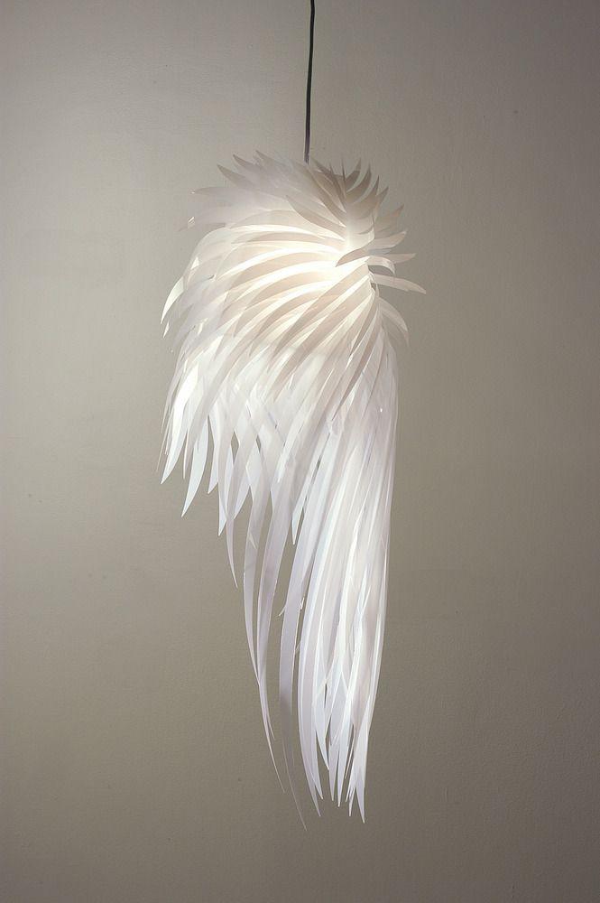 Icarus Wing Pendant Lamp