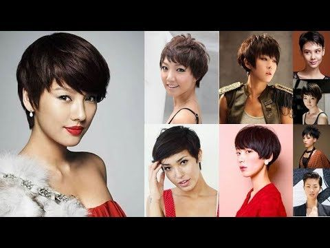 Most Popular Asian Hairstyles For Short Hair  - Short Hairstyles For Asian Round Faces