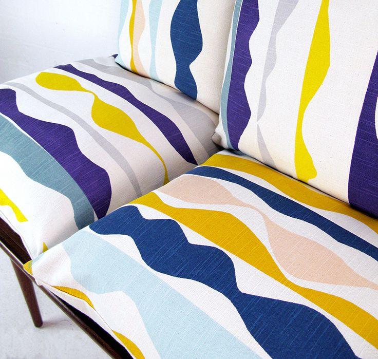 Tamasyn Gambell | Rik Rak Cushions | www.tamasyngambell.com