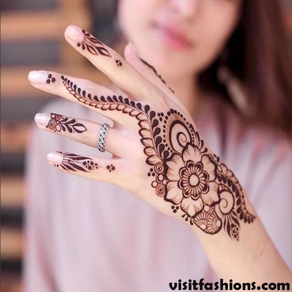 Flower Mehndi Designs For Girls In 2020 Latest Mehndi Designs Mehndi Designs Mehndi Designs For Girls