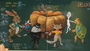 Gorgeous nursery rhyme image and colours