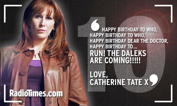 Doctor Who 10th anniversary: David Tennant, Matt Smith, Karen Gillan, Billie Piper, Christopher Eccleston and many more wish Nu Who happy birthday - Page 5