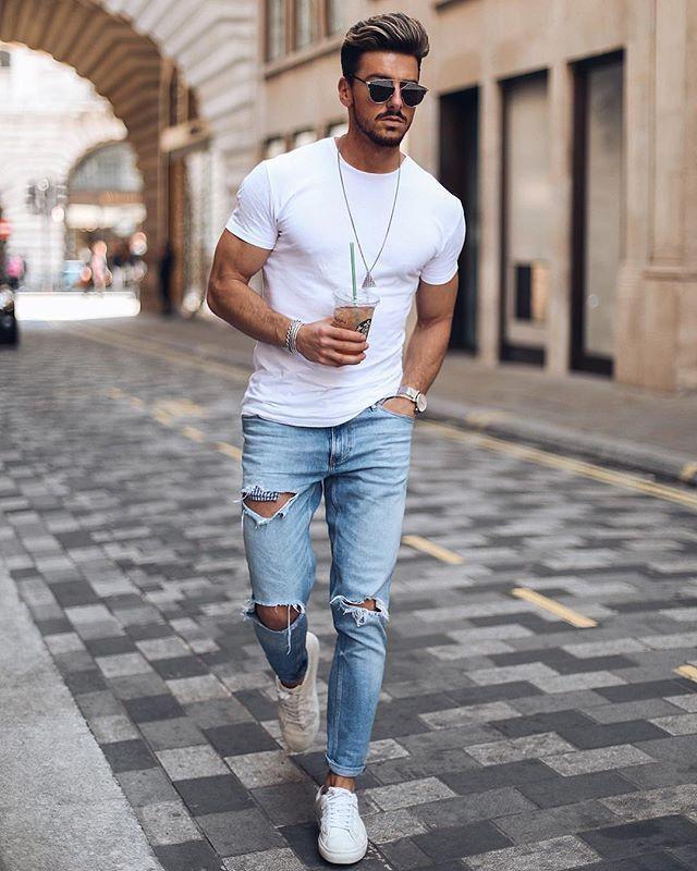 Stil von Rowan Row Ja oder Nein? Folgen Sie @mensfashion_guide für Dope-Fashion…