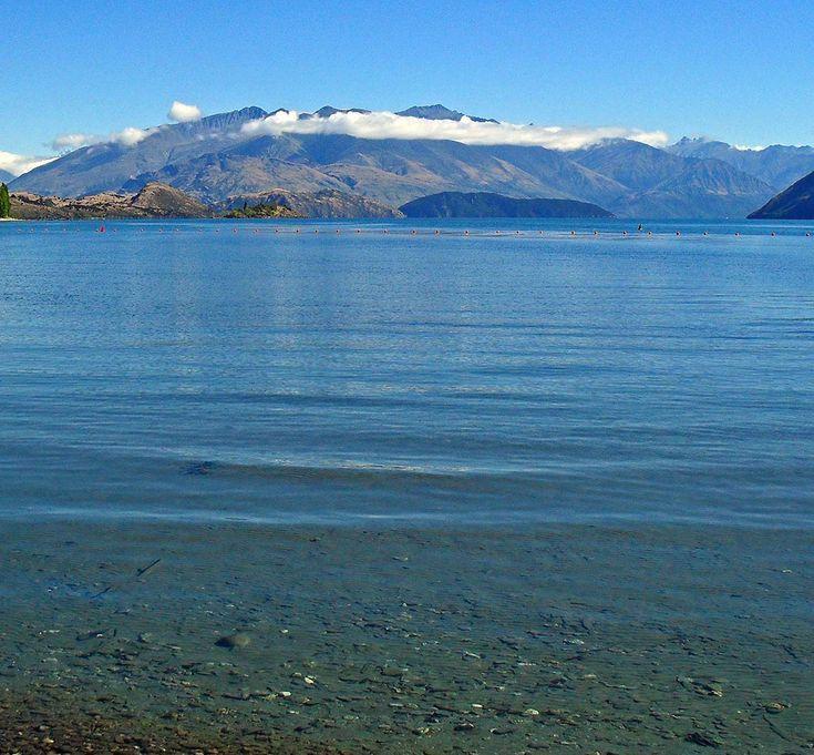 Foyer de cultures riches et diverses, la Nouvelle-Zélande est aussi une terre paradisiaque, avec ses nombreuses îles aux paysages variés. L'une d'elles, l'Île du Sud, accueille notamment l'un des plus grands lacs du monde : le lac Wanaka. SooCurio...