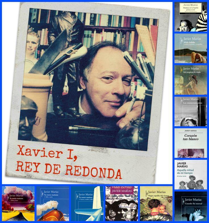 Javier Marías. Xavier I, Rey de Redonda.
