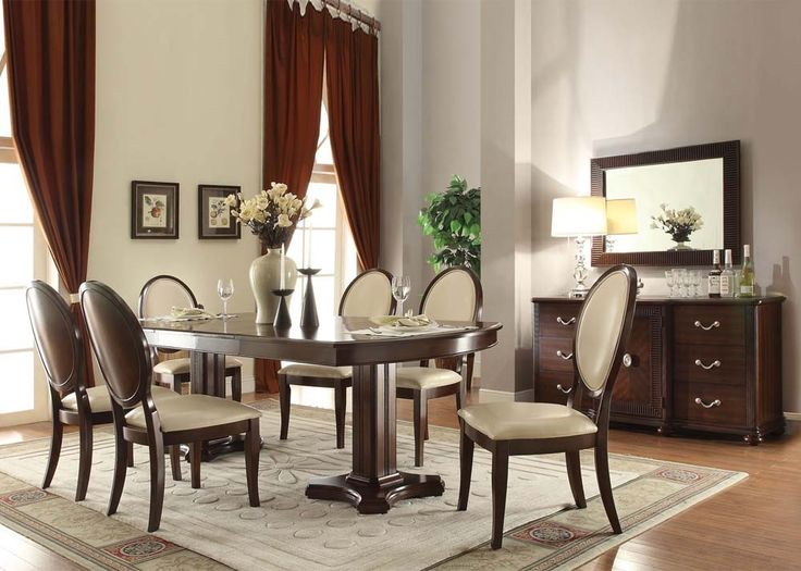 25 Best Furn  Dining Room Images On Pinterest  Dining Room Impressive Cherry Dining Room Chairs Sale Inspiration Design