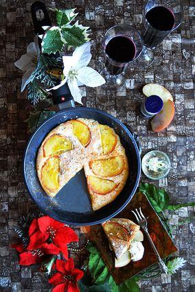 ライトな食感でワインに合う アップルカシスのシュトーレン  #スイスダイヤモンド #シナモン|レシピブログ