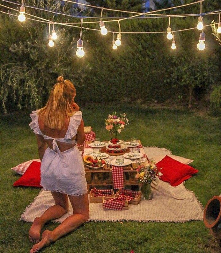 Cena Romantica Cena Romantica En Casa Decoraciones De Picnic Decoracion Cena Romantica