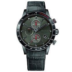 Relógio Hugo Boss Masculino Couro Preto - 1513445