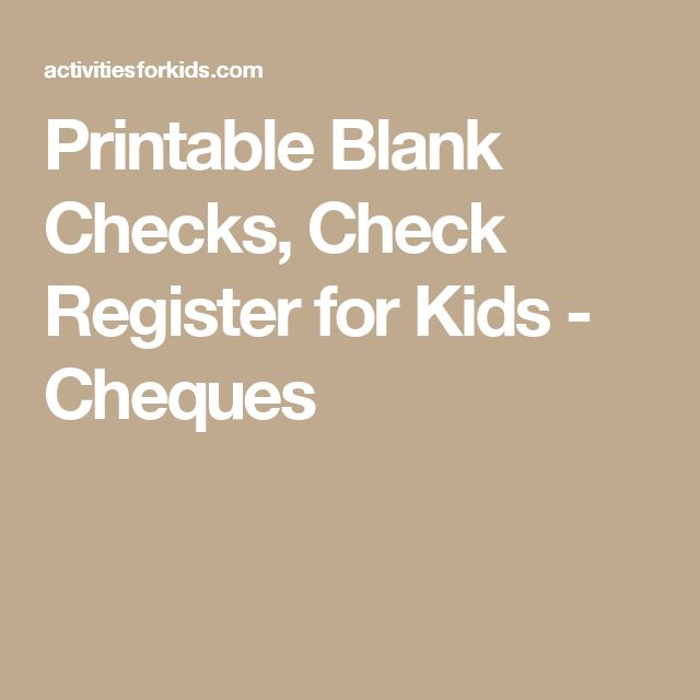 Best 25+ Blank check ideas on Pinterest DIY clothes using school - blank cheque template