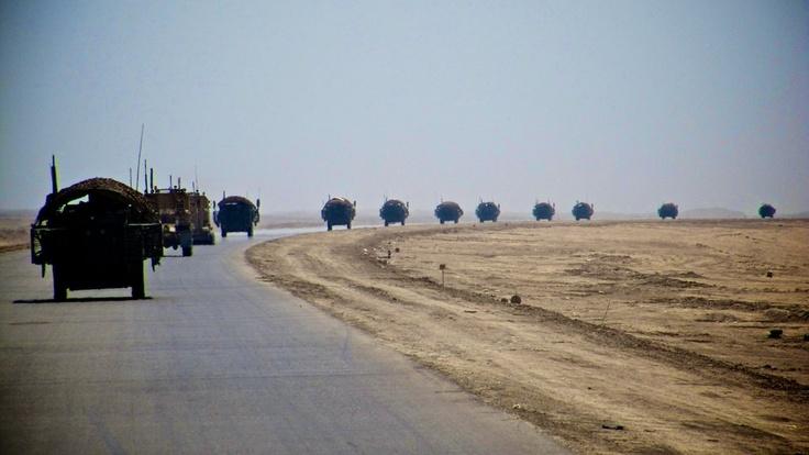 Leaving Iraq!