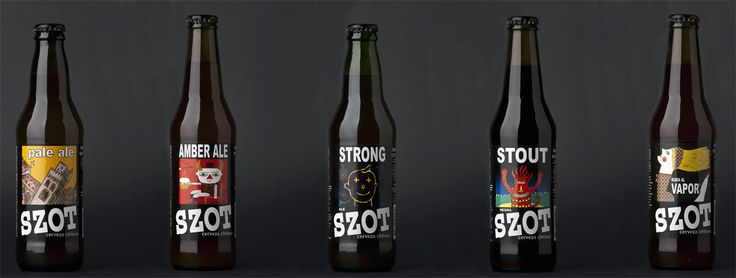 The Central Maipo Valley is not only known for wine but also home to many microbreweries, including Szot.  Kevin Szot relocated to Chile from California and became one of the first premier microbrewers in 2006.