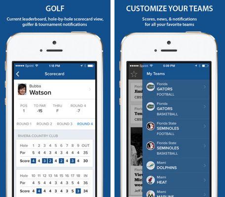 ios app golf - Google zoeken