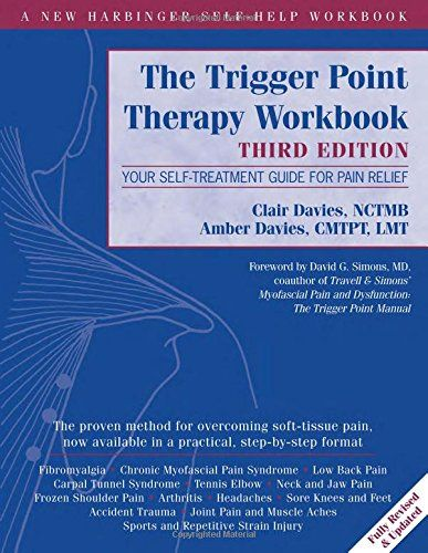 The Trigger Point Therapy Workbook: Your Self-Treatment Guide for Pain Relief (New Harbinger Self Help Workbk) von Clair Davies http://www.amazon.de/dp/1608824942/ref=cm_sw_r_pi_dp_2rx.vb1CQ7AR7
