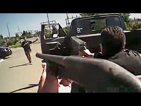 Bodycam Videos Show Fatal Police Shooting Of Dylan Noble - How many times does an officer need to ask show me both hands before firing? Why did this man continue to have hand behind him and even after being shot continued to take a hand and reach into waistband?