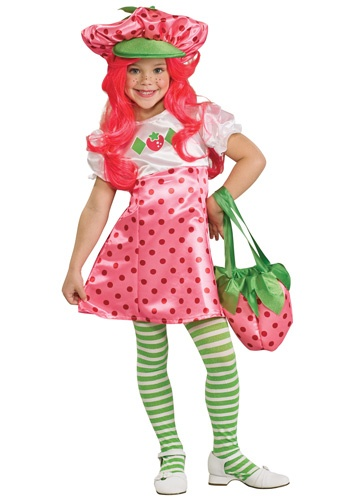 Perfect outfit for the Strawberry Shortcake & The Doodlebops show at LaughFest 2013! Sunday, March 17!