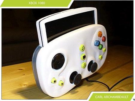 12 Creative Video Game System Concepts - Photo - TechEBlog