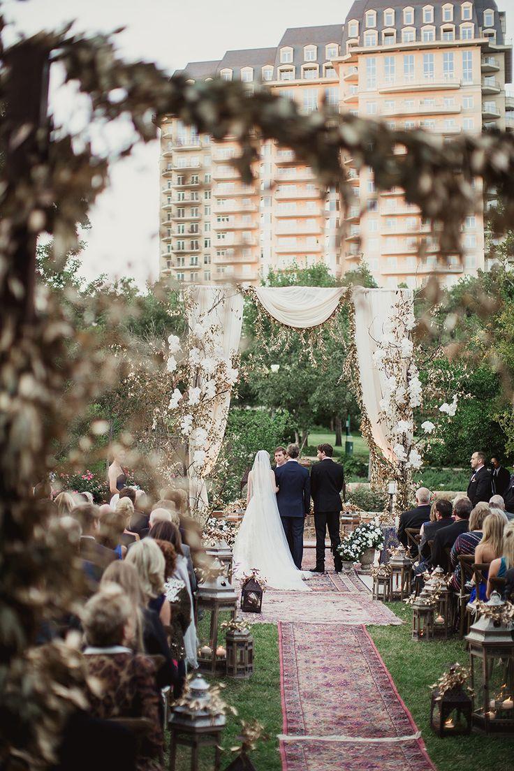 Katherine Landonu0027s Eclectic Bohemian Wedding at