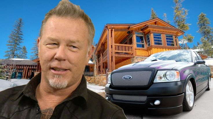 James Hetfield Net Worth, Lifestyle, Biography, House and Cars